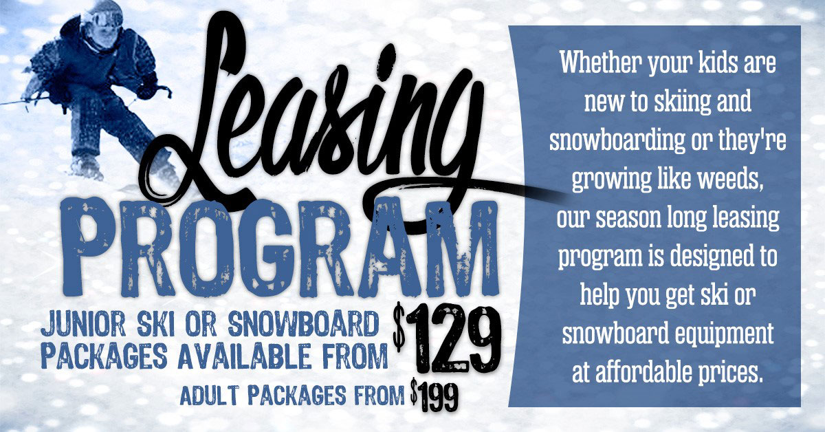 Seasonal Leasing Program